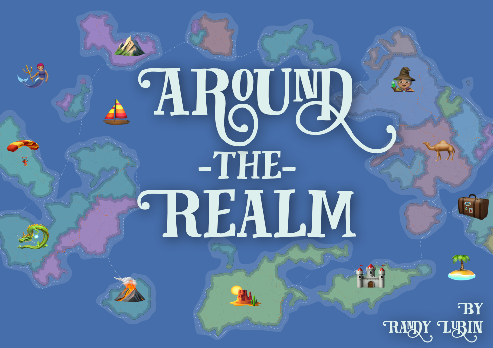 Around the Realm cover
