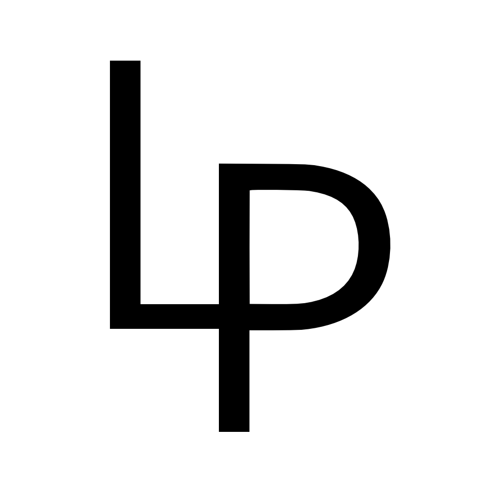 leveraged play logo.