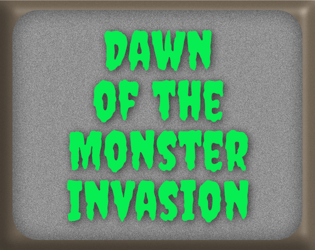 Dawn of the Monster Invasion logo
