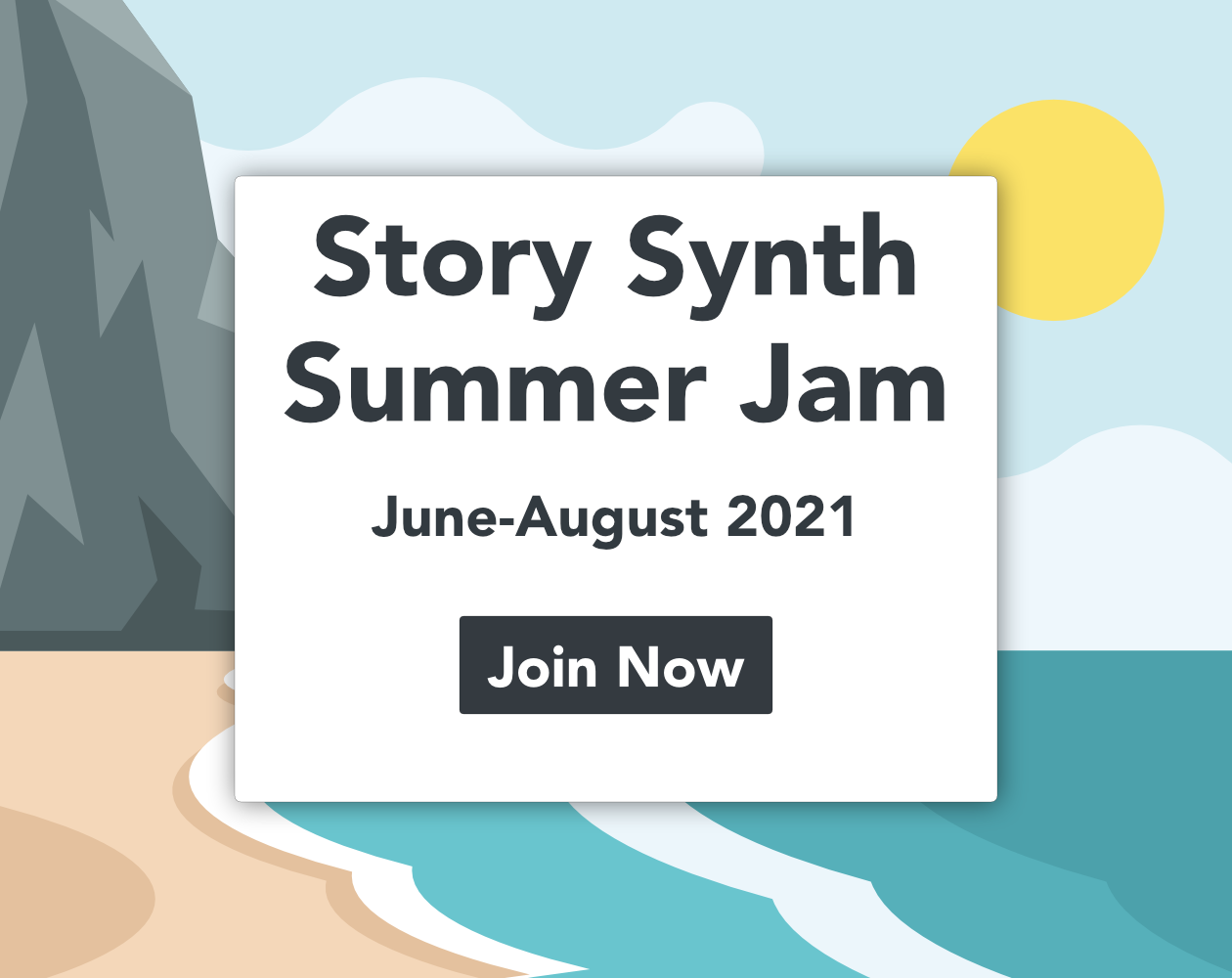 Story Synth Summer Jam logo